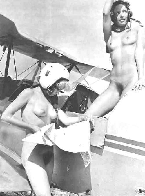 Порно в самолеты винтаж 37924 фотография