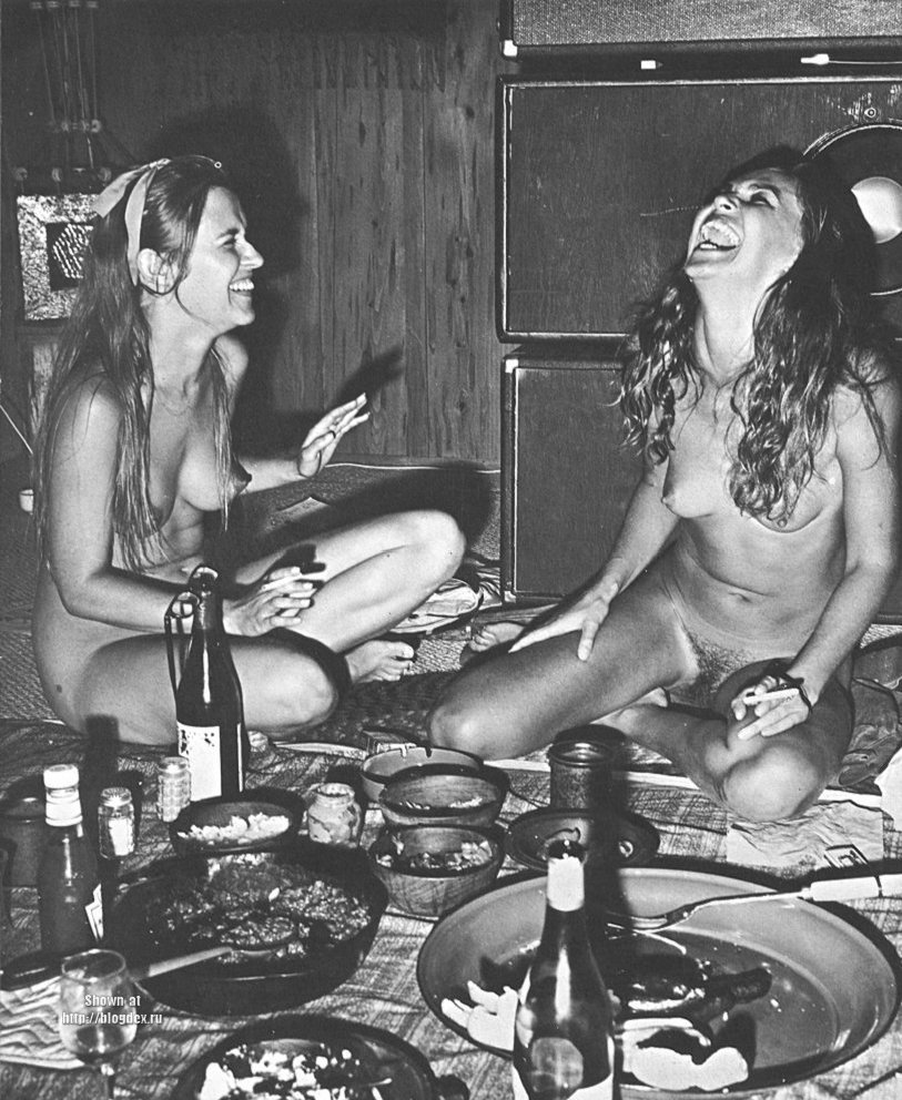 naked girl party