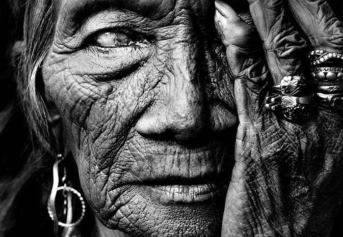 one eyed indian
