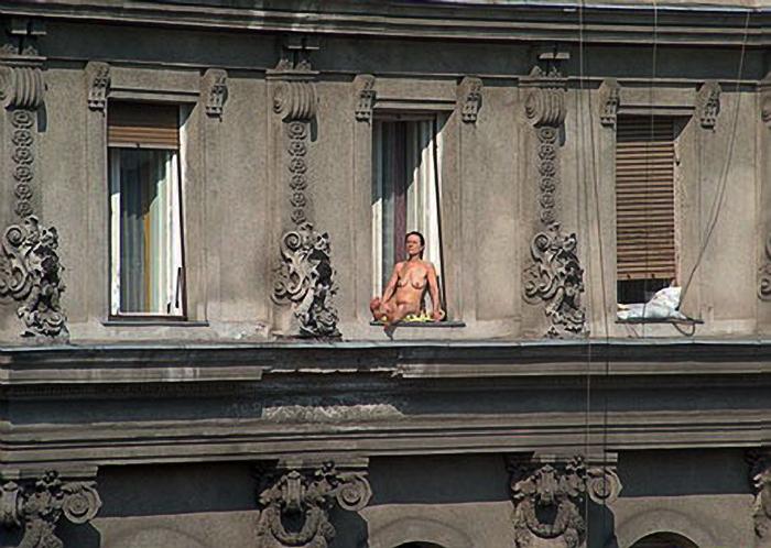 фото секс вид с окна