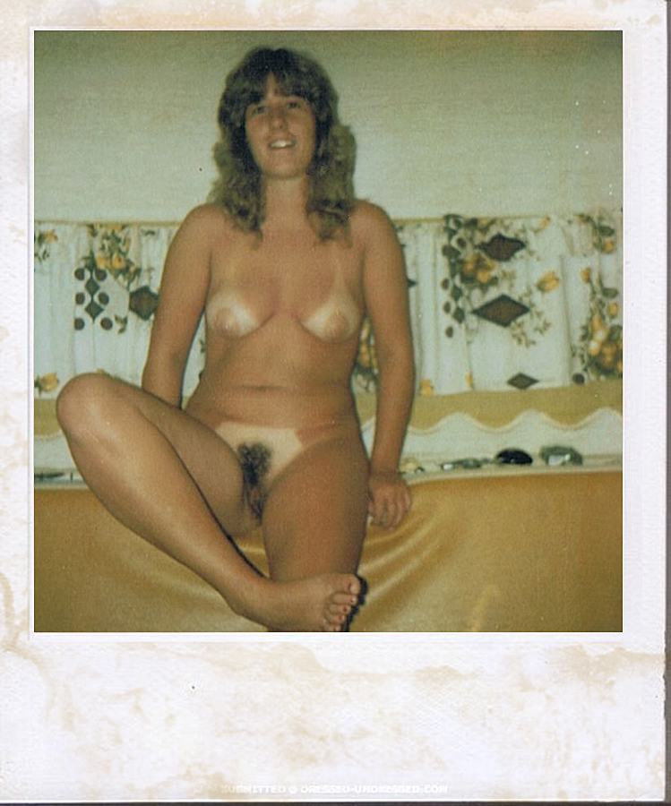 Polaroid nude wives photos of mature women