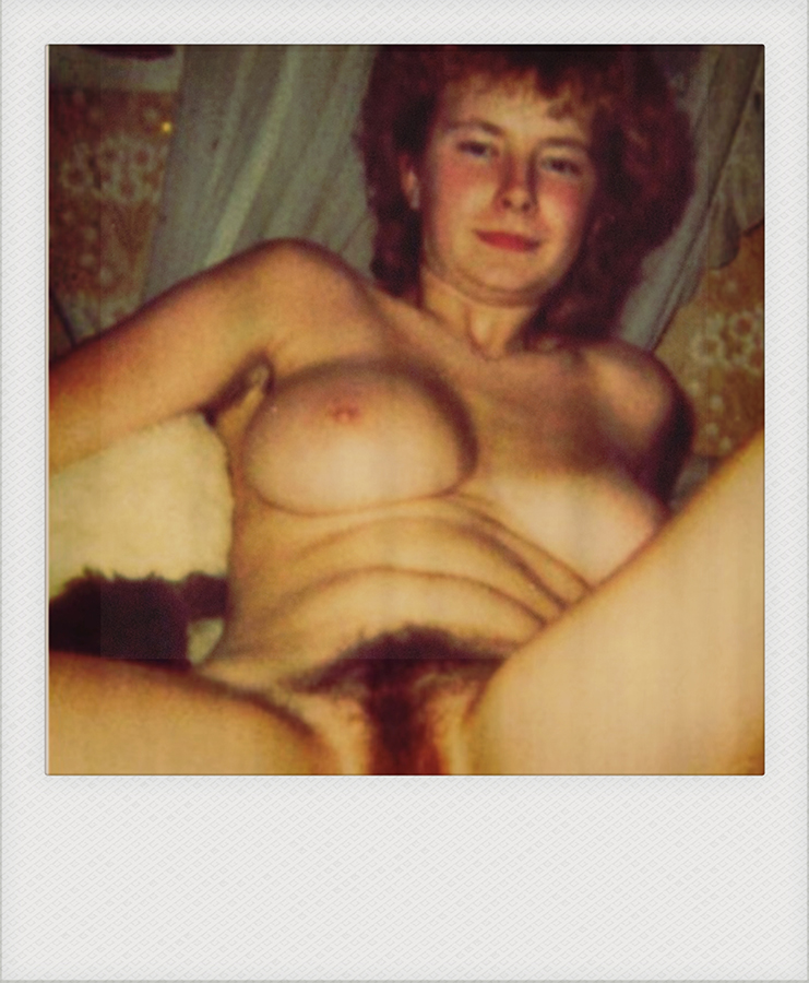 British wives nude polaroid