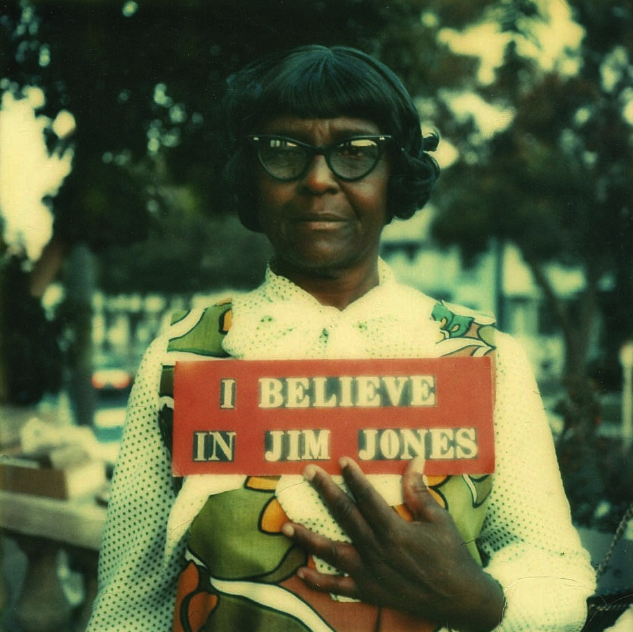 Jim Jones supporter, Jonestown, Guyana